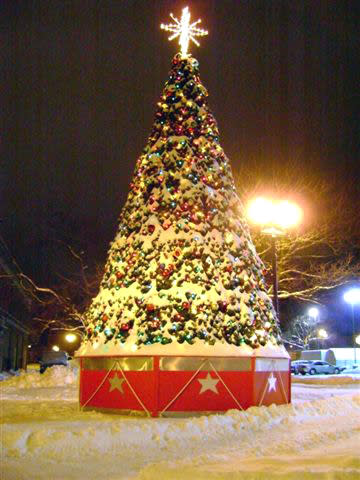 Hornell Holiday Tree