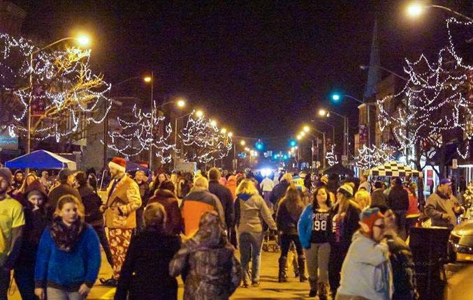 Spirit of Christmas courtesy of Central Steuben Chamber of Commerce