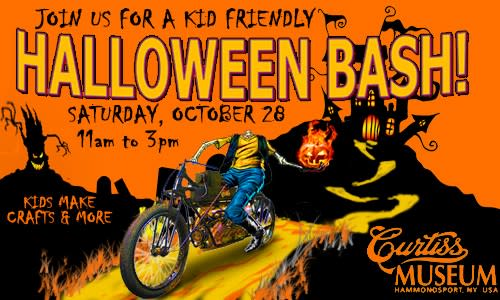 Glenn Curtiss Halloween Bash
