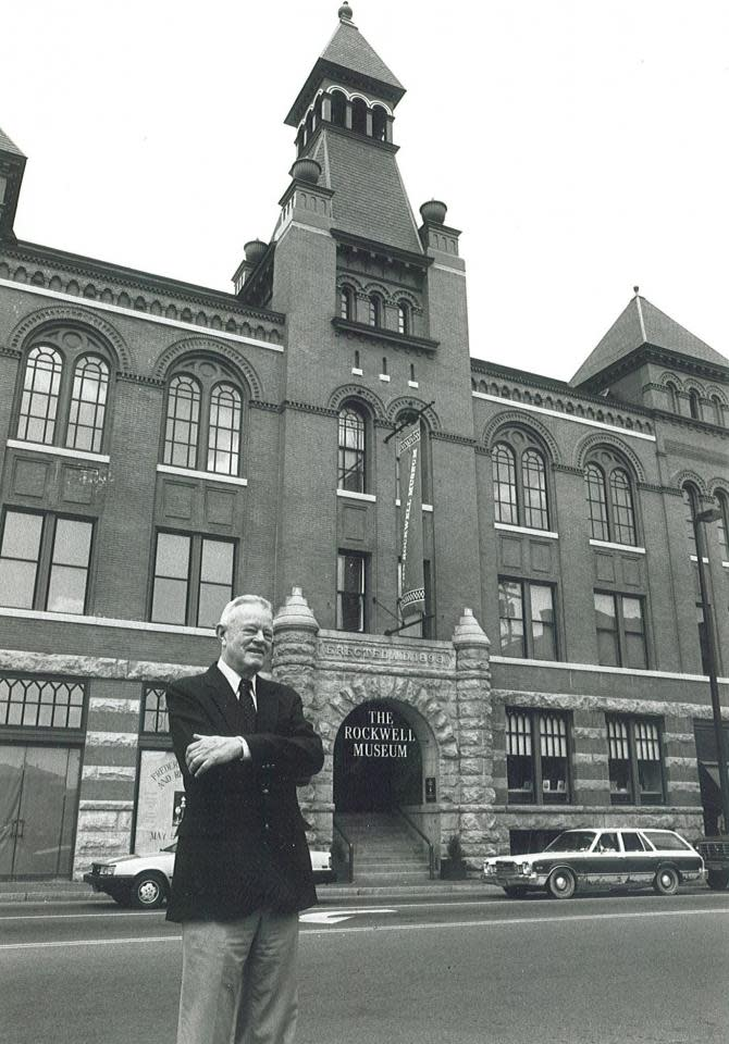 Bob Rockwell and The Rockwell Museum