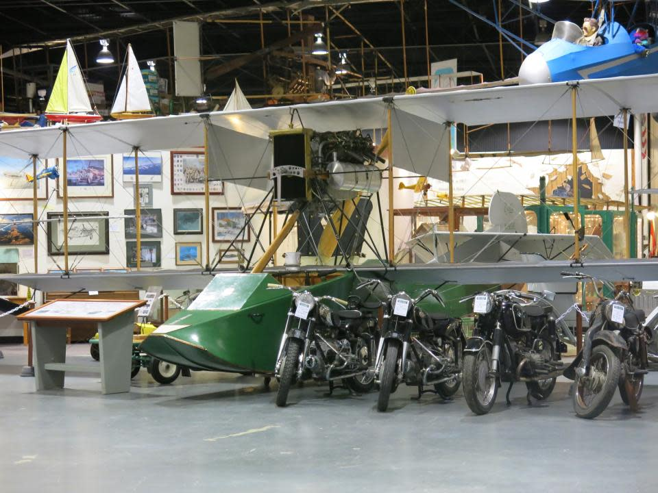 Glenn H. Curtiss Museum