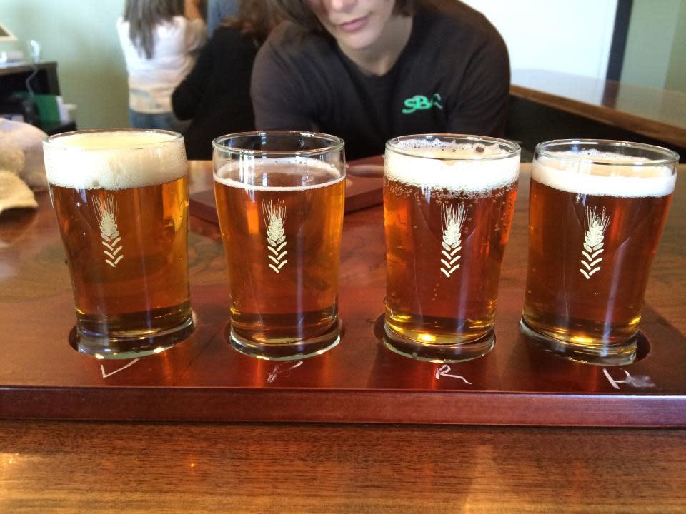 Steuben Brewing Company courtesy of Evelyn Murhpy Legg