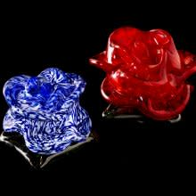 Rose paperweight courtsy of The Corning Museum of Glass