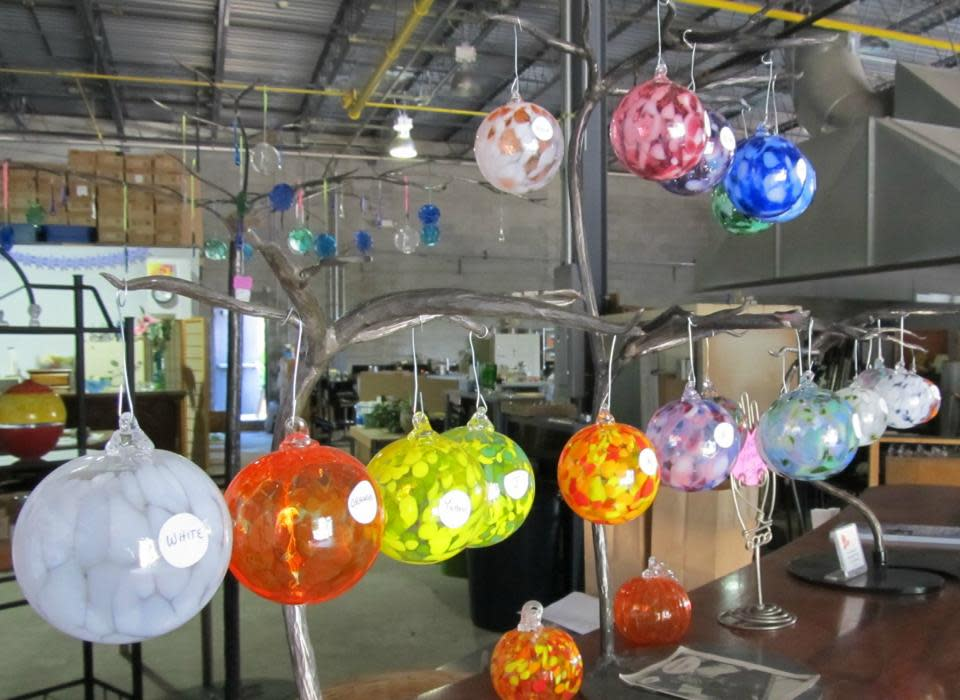 Hands-on Glass Ornaments