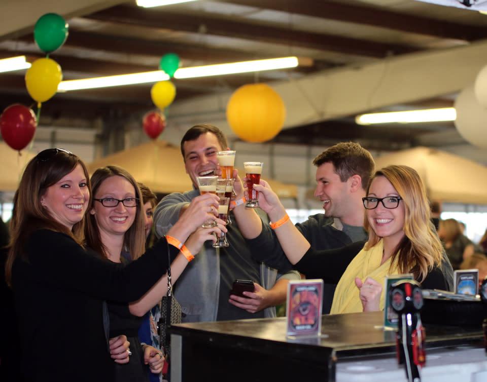 Finger Lakes Beer Festival courtesy of Watkins Glen International