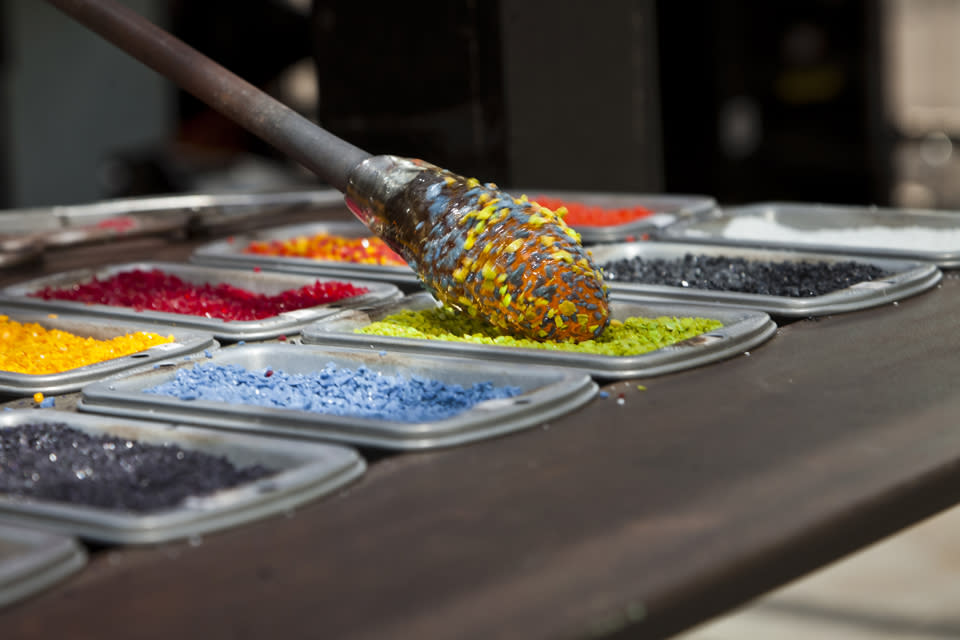 Make Your Own Glass courtesy of The Corning Museum of Glass
