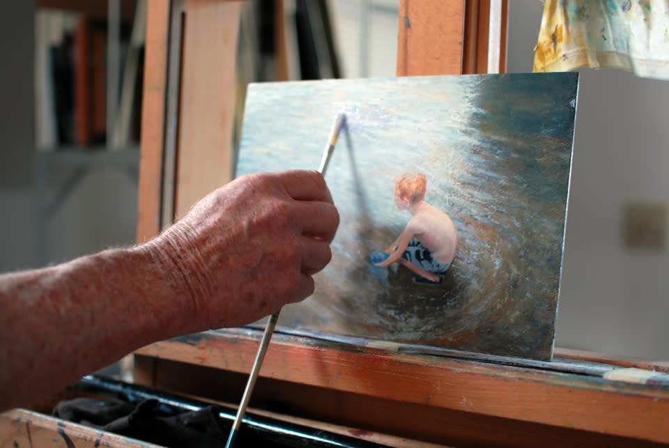 Pullman Paintings