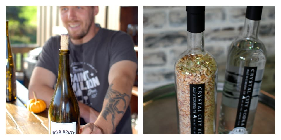 Wild Brute Winery & Four Fights Distillery