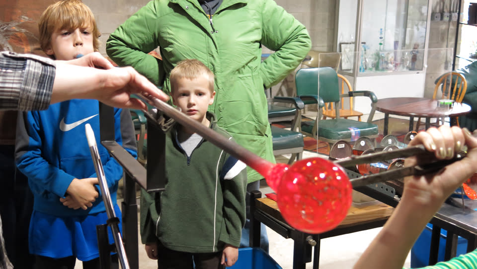 Hands-On Glass Studio - Made in Corning and the Southern Finger Lakes