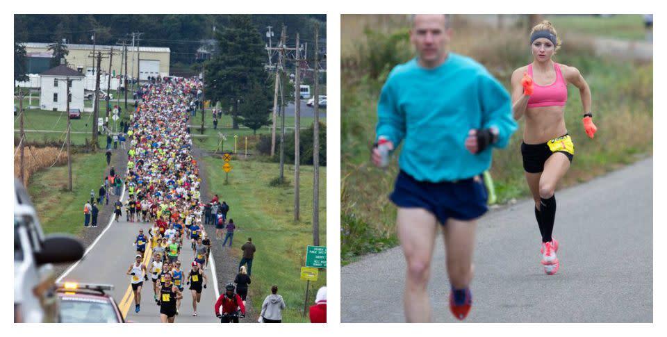 Wineglass Marathon courtesy of Wineglass Marathon