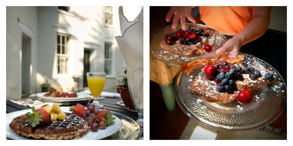 Black Sheep Inn and Spa - Two Breakfasts