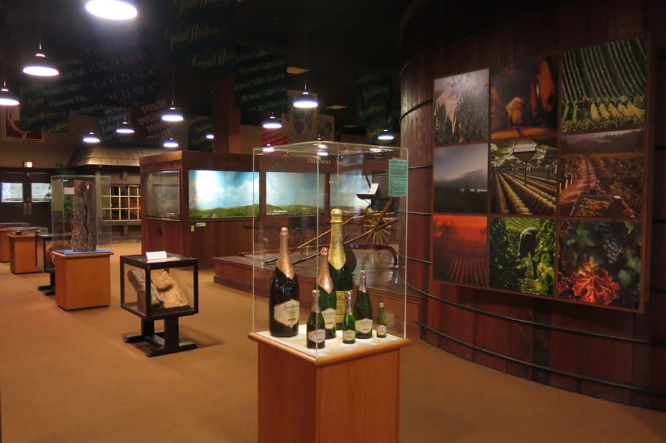 Pleasant Valley Wine Company & Great Western Champagne