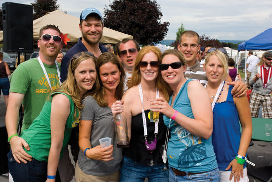 Finger Lakes Wine festival courtesy of Watkins Glen International
