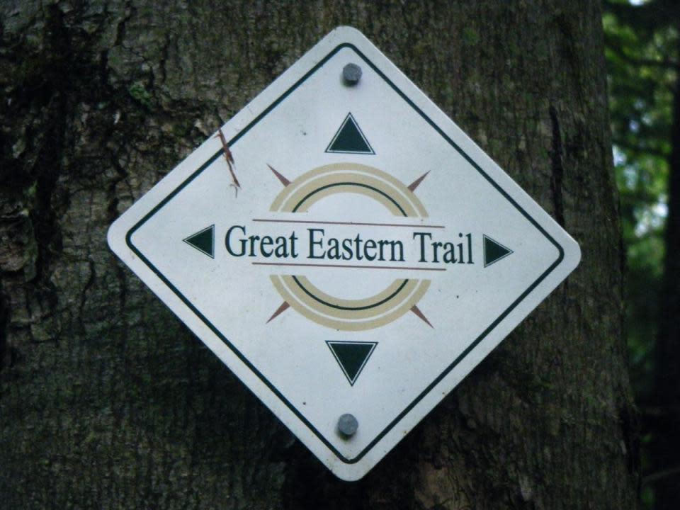 Other Trails Connect to the FLT courtesy of the Botanical Hike