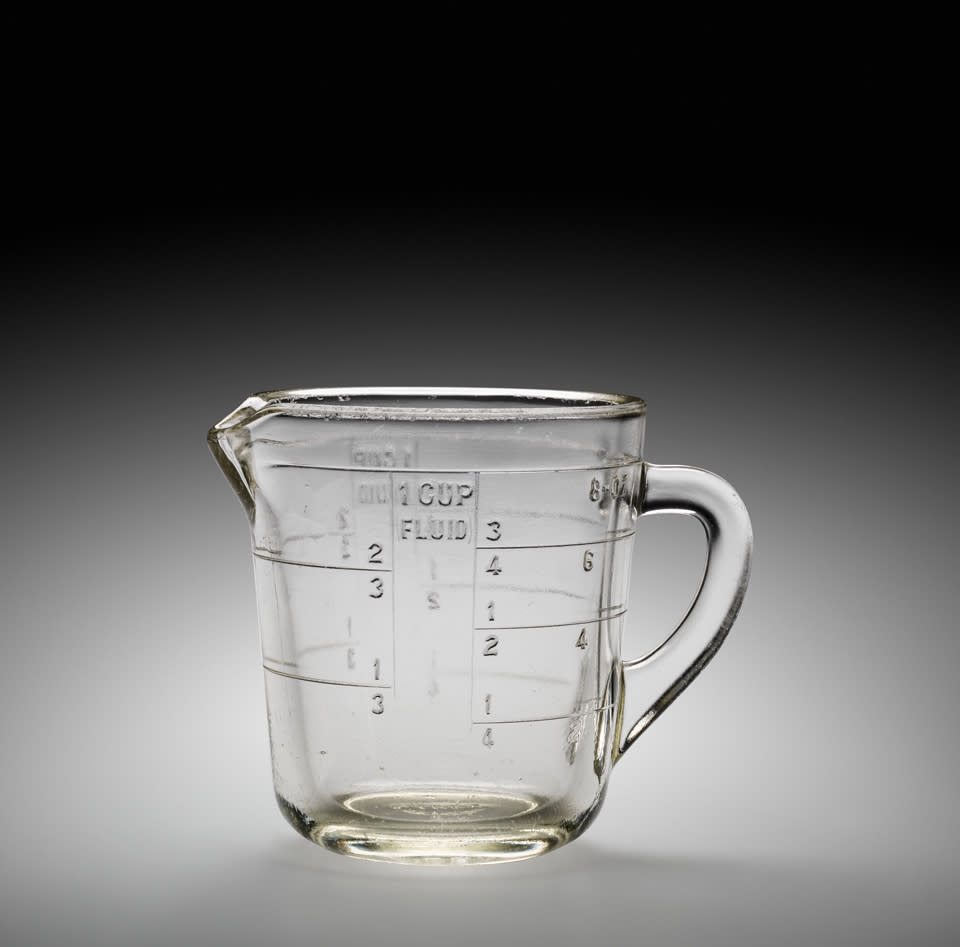 Pyrex Measuring Cup courtesy of The Corning Museum of Glass
