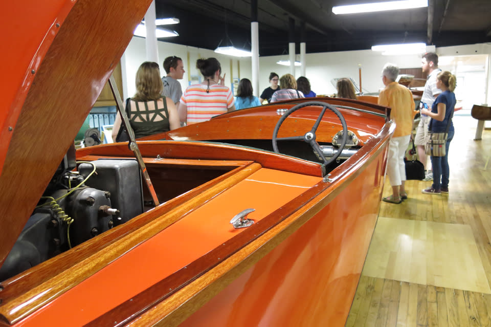 Finger Lakes Boating Museum