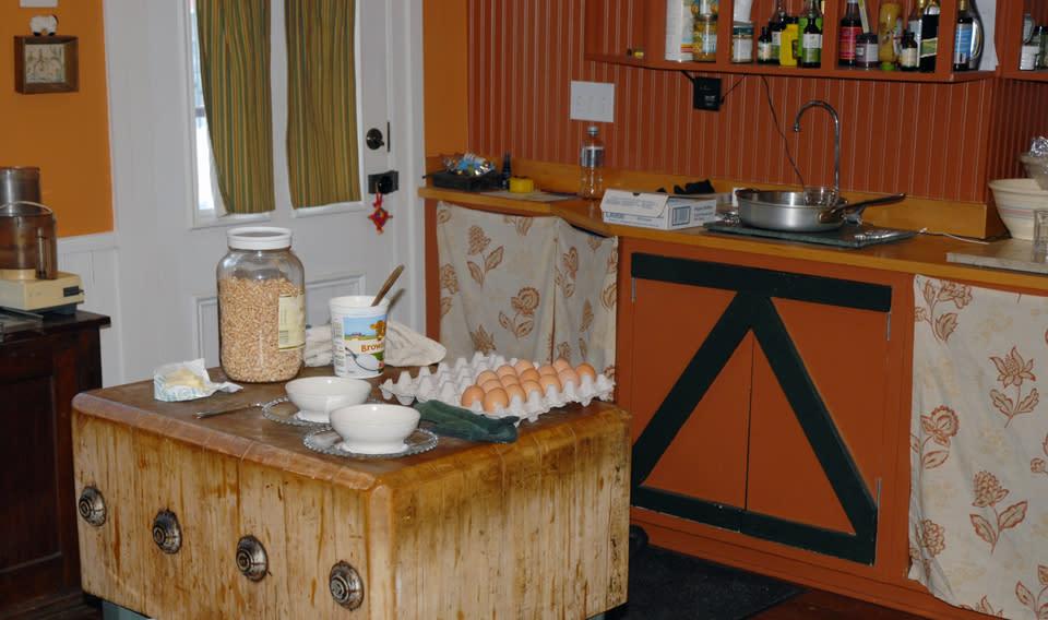Black Sheep Inn and Spa Kitchen
