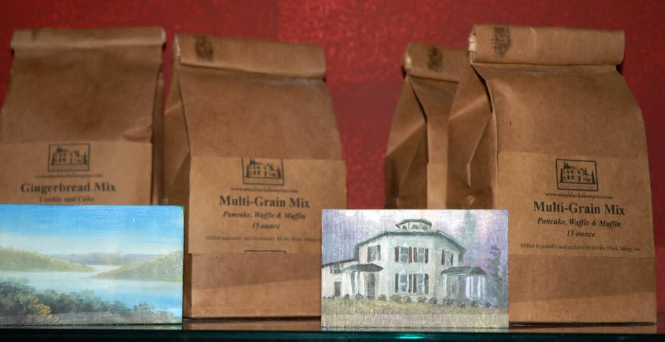 Bread and Cake Mixes at Black Sheep Inn and Spa
