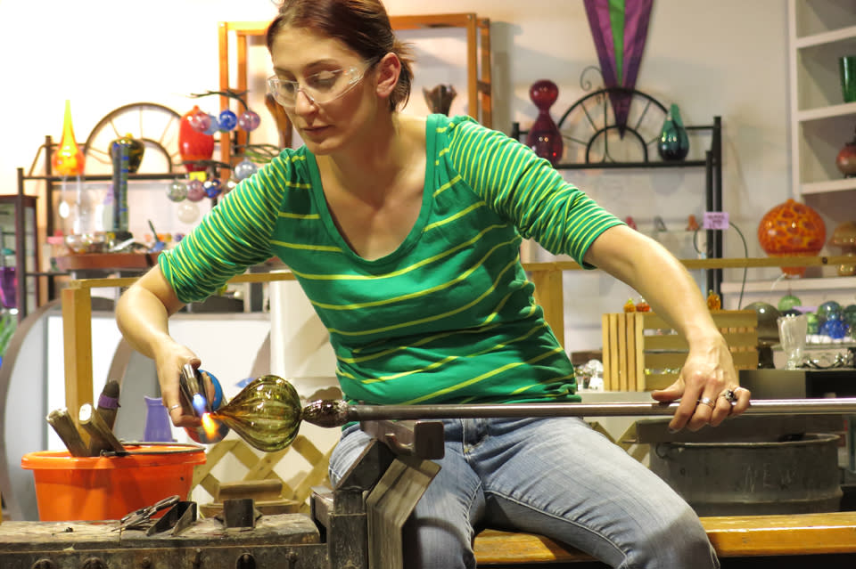 Hands On Glass Studio