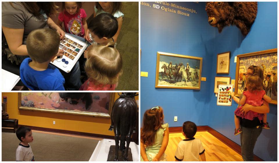 The Rockwell Museum - Art Scavenger Hunt