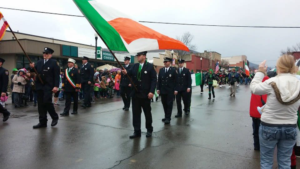 Hornell St Patricks Day Parade