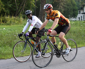 Cycling in the Finger Lakes