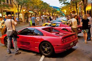 Ferrari in Corning, NY