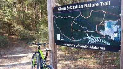 glenn sebastian nature trail