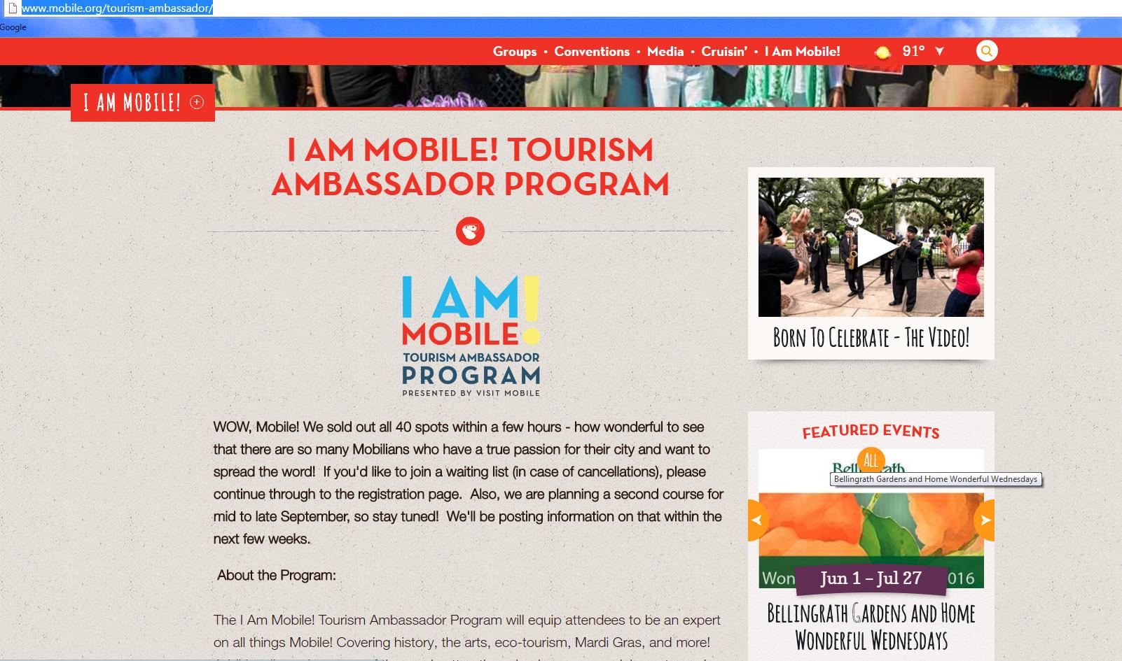I am Mobile screenshot