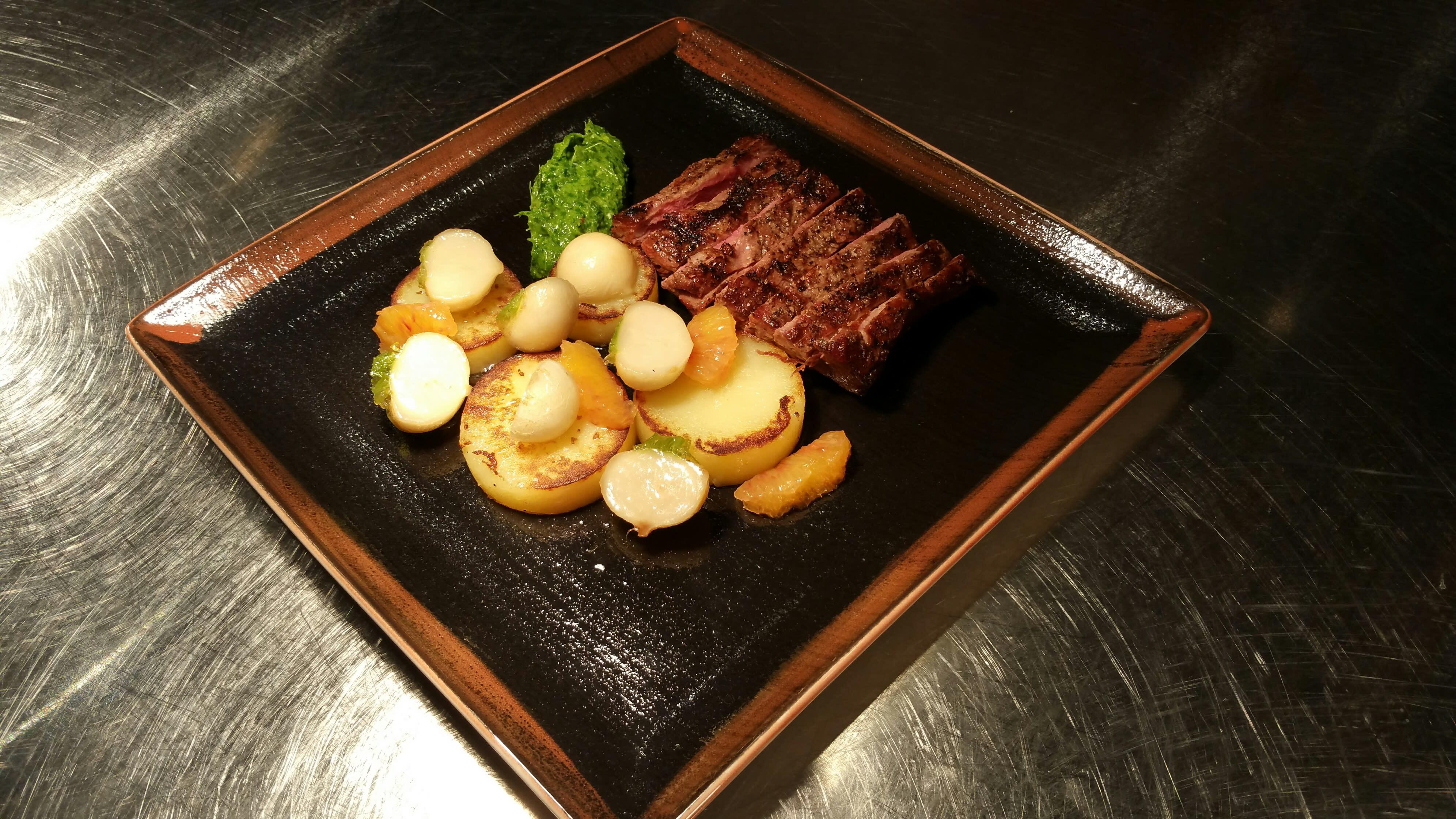 Rib Cap Steak - Saisho