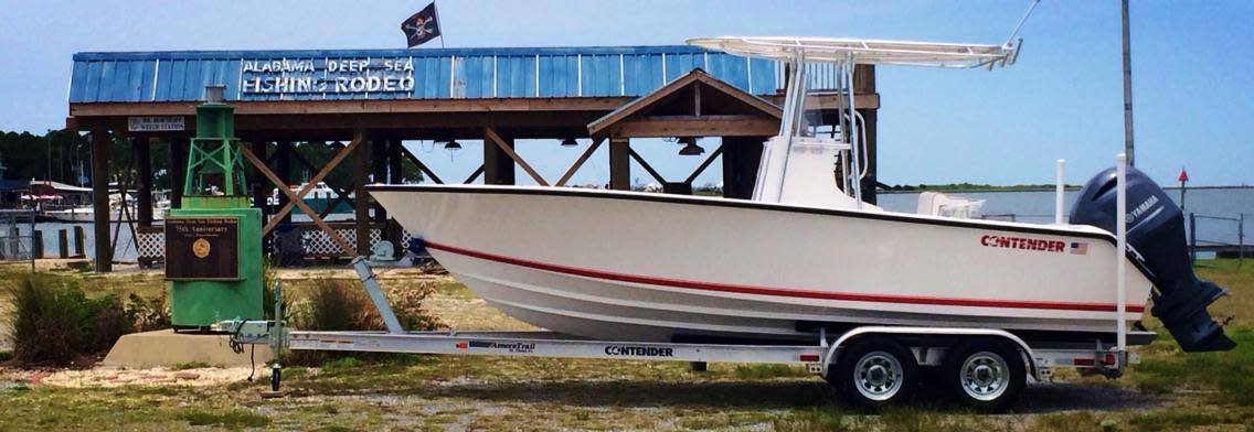 Alabama Deep Sea Fishing Rode Pic 1