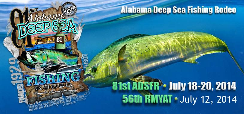 Alabama Deep Sea Fishing Rodeo Pic 2