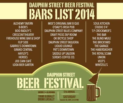 Dauphin St Beer Fest 3