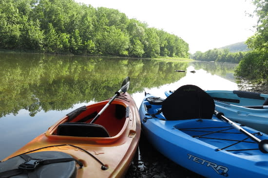 Outdoor adventure awaits in Corning & the Southern Finger Lakes!