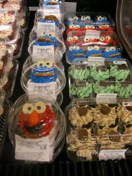 """""""Adorable cupcakes."""""""