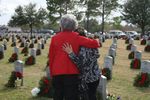 Wreaths Across America Courtesy WreathsAcrossAmerica.org