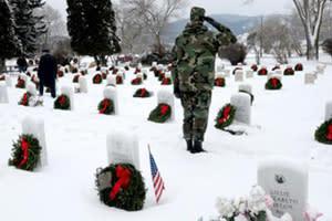 Wreaths Across America Courtesy WreathsAcrossAmerica.org