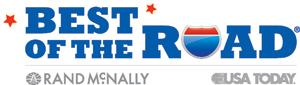 Best of the Road logo