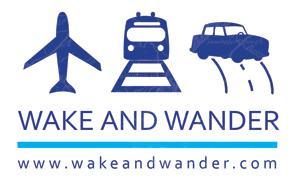 Wake and Wander logo