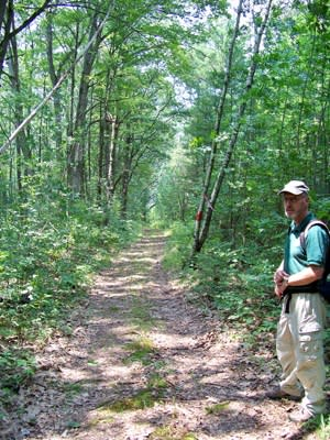 Great Eastern Trail - photo by Jacqui Wensich