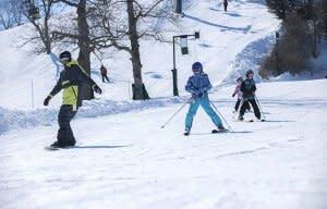 Skiing Adventures at Grand Geneva