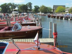 Antique & Classic Boat Show