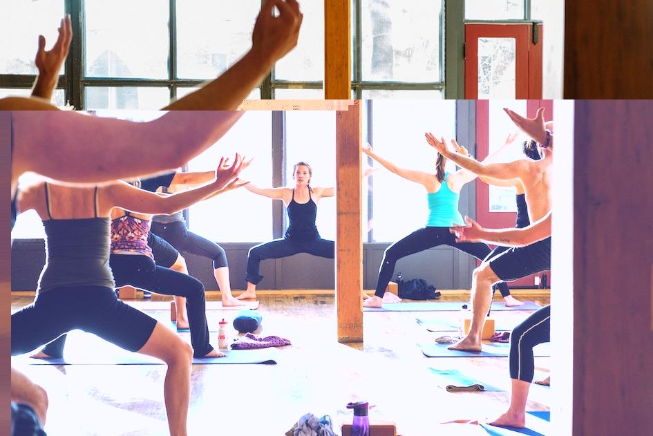 Avenues Yoga