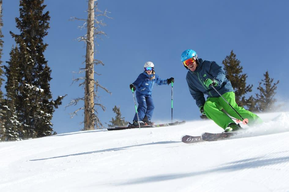 Snowbird Mountain School