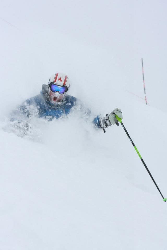 Joey Stoeger Snowbird Instructor