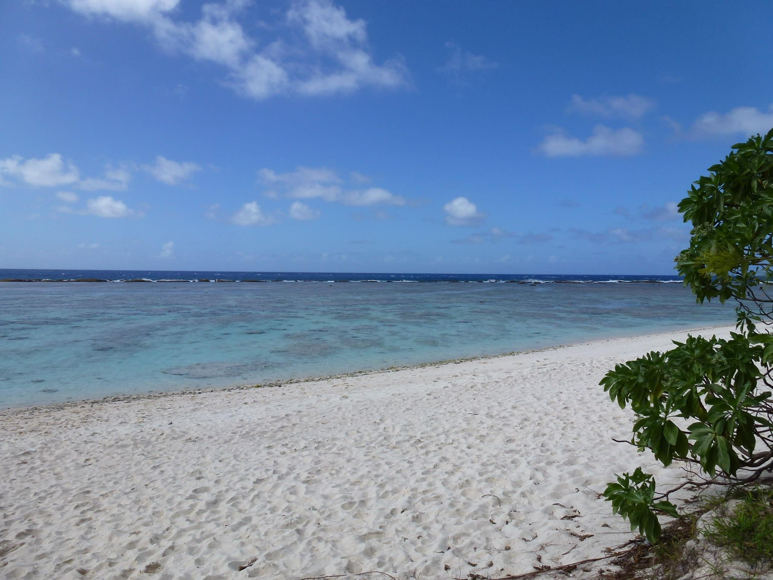 Ritidian Beach