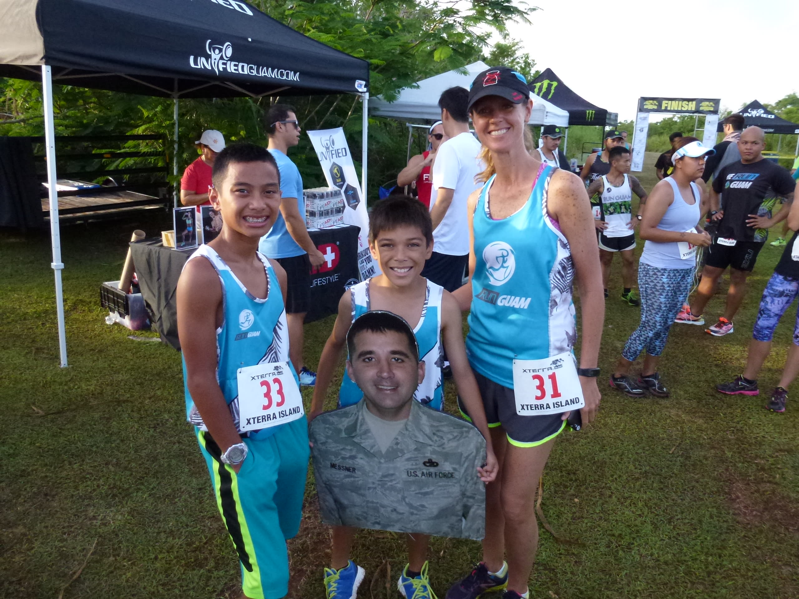 Father's Day XTERRA Guam 03