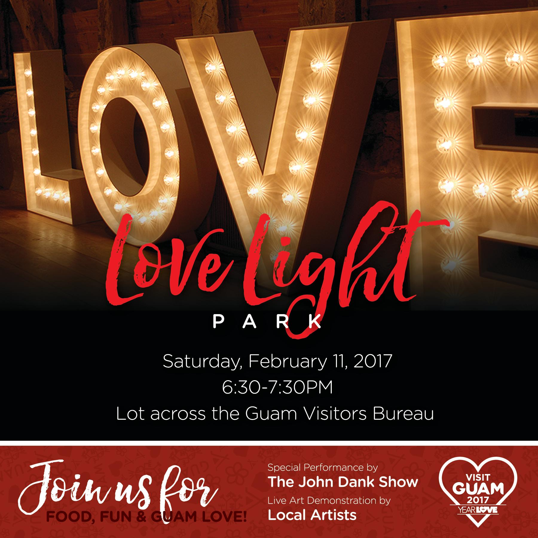Love Light Park E-Vite