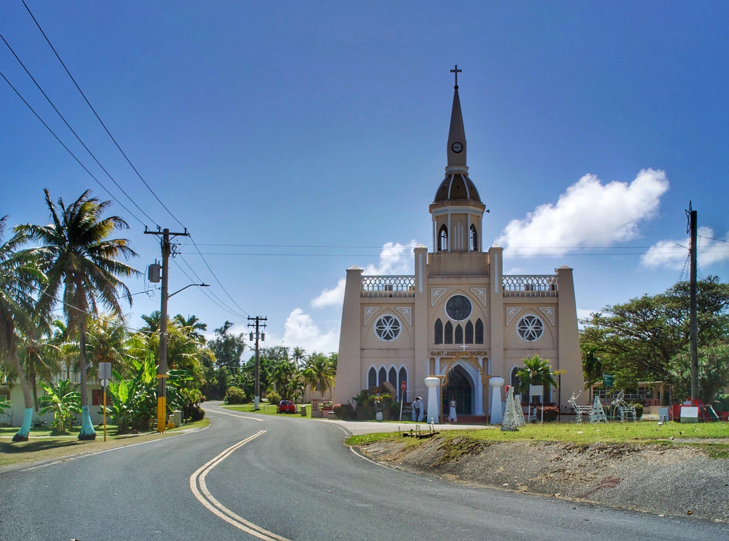 Inarajan Church
