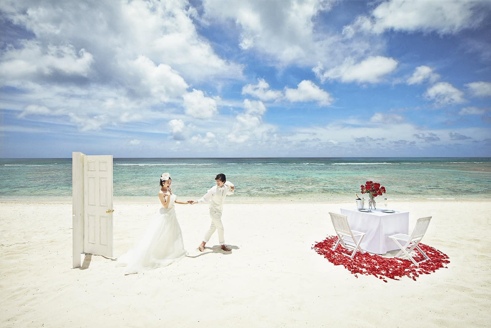 Wedding in Guam